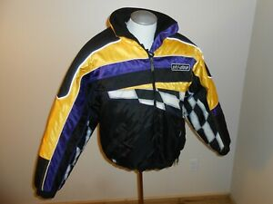 Vintage 1992 Ski-doo 3 in 1 Jacket ADULT Large  Sno Gear Snowmobile