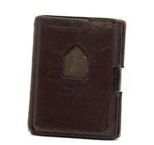 Exentri Mini Wallet Card Holder Wallet Brown