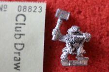 Games Workshop Warhammer Marauder Dwarf Dwarves Champion OOP MM10/6 DC1 Command