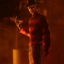 SIDESHOW Nightmare on Elm Street Freddy Krueger 1:6 Figure DOUBLEBOX