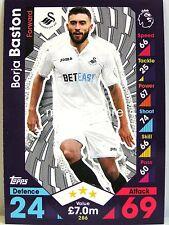 Match coronó 2016/17 Premier League - #286 borja baston-Swansea City AFC