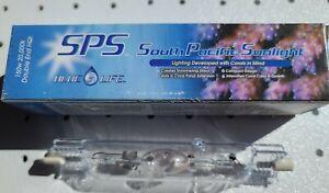 SPS 150W blue life Metal Halide 20000K  Aquarium Reef Double Ended Bulb