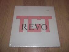 "T.C.T. ( THE GENETIC TERRORISTS ) "" REVO "" INDUSTRIAL TECHNO 12"" VINYL 1989 NEW"