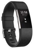 Fitbit Charge 2 Heart Rate & Activity Tracker Black