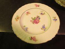 """Epiag Pattern #12256  6-1/4"""" Bread Plate Czechoslovakia"""