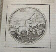 EMBLEMATA - Camerarius / Camerario: 1661 Symbolorum et Emblematum 4 parti in 1