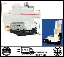 Door Lock Latch Mechanism (Front RH) FOR Audi A4 Q3 Q5 Q7 TT/Roadster [06-14]