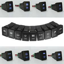 LED Driving Spot Light Bar Rocker Push Switch For Toyota Landcruiser Prado RAV4
