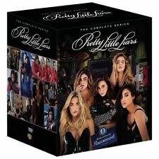 Pretty Little Liars Complete TV Series All Seasons 1-7 DVD Set Collection Box R1