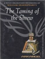 The Taming of the Shrew William Shakespeare 2 Cassette Audio Full Cast Drama