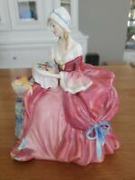 Royal Doulton Figurine PENELOPE  HN 1901 Hand Made and Hand Decorated. Retired