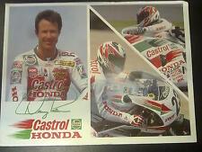 Castrol Honda WSB Team #23 Doug Polen (USA)