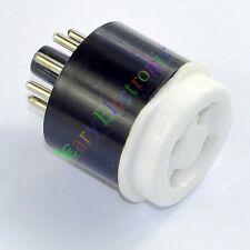 2pcs VACCUM Tube Adapter Socket Convert 8pin to 4pin 5Z3 80 6A3 to 5U4G GZ37 amp