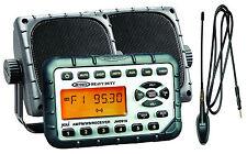 JENSEN JHD910-PKG-1 Hvy Duty MINI Waterproof AM/FM/WB Radio w/ Speakers,Antenna