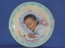 SAFELY THROUGH THE NIGHT   BABY PLATE  RECO  NEW