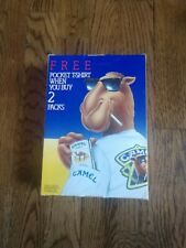 Camel Cigarettes Joe Camel Pocket T Shirt new in Box XL