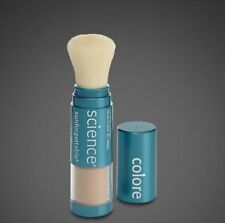 Colorescience  SUNFORGETTABLE  MINERAL SUNSCREEN BRUSH SPF 30 fair Matte 2pack