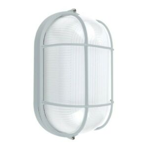 10W LED BULKHEAD Light Outdoor IP44 Commercial & Domestic Security Wall Light