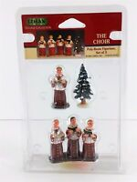 Lemax Village The Choir Set of 3 Figurines 1999 Accessory 92301