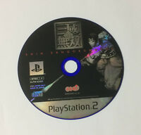 USED PS2 Disc Only Shin Sangoku Musou JAPAN Sony PlayStation 2 import Japanese
