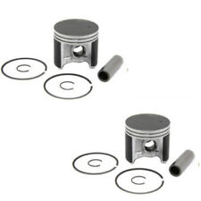 2 Piston Kits SKI-DOO NORDIK 377- 369cc ('81-84) 62.00MM