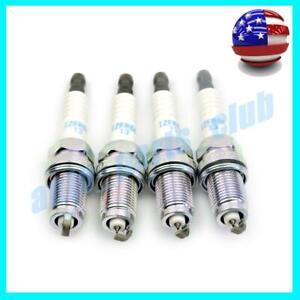 4pcs Iridium IZFR6K13 6774 Spark Plug for Honda Accord 2.4L 03-07 Fit 1.5L 07-11