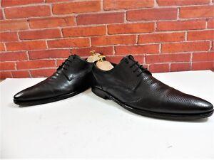 Oliver Sweeney Mens Shoes Lizzard Snake UK 9 US 10 EU 43 Pointed Derbys Boxed