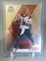 2020 Panini Mosaic JOE BURROW RC #201 Rookie Card CINCINNATI BENGALS