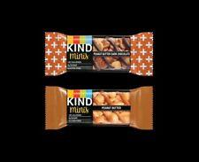 Kind Minis, Peanut Butter Dark Chocolate 0.7 oz, Snack Bars 40ct