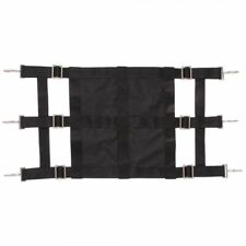 Tough-1 Black Solid Center Stall Guard Horse Tack 72-3031