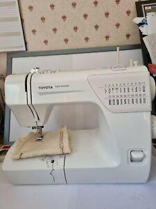 Toyota Super Automatic Sewing Machine SA53 RS2000