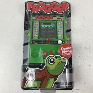 Frogger - Mini Arcade Game - By Konami Digital Entertainment - NEW