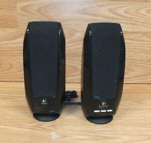 Logitech (S-150) Digital USB Black Computer / Laptop Speakers (S-00038)