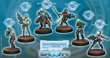 Infinity BNIB Nomads Bakunin Jurisdictional Force (Sectorial Starter) 280542