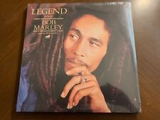 BOB MARLEY  AND THE WAILERS LEGEND THE BEST OF VINYL LP SEALED REISSUE