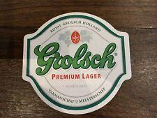 Grolsch & Grolsch Blond Beer Mat x 2