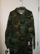 NEW GENUINE US Army Mechanics Cold Weather BDU Woodland X-Large Coveralls