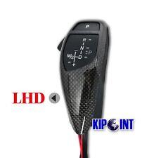 BMW LED Gear Shift Knob PRO E81E82E84E87E88E89E90E91E92E93 LHD - Carbon (1x1)
