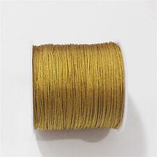 100yd 0.5/1mm Nylon Chinese Knot Cord Rattail Macrame Thread String