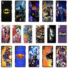 Superhero Glossy Mobile Phone Cases & Covers