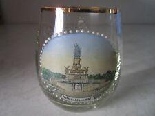 Andenken Glas Nationaldenkmal Glaskrug Niederwald Rüdesheim am Rhein (C759)