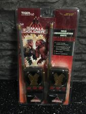 Small Soldiers Field Communication Units Sealed Extremely Rare MISB Walkie Talk