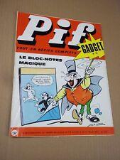 PIF GADGET no 95 (1970) RAHAN / LE GRELE 7-13 / VAILLANT