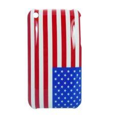 Hard Case/Schutz-Hülle zu Apple iPhone 3GS 3G - USA-Fahne Handy-Hülle/Schale