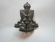 Edinburgh University OTC cap badge