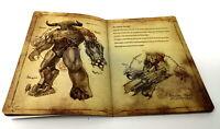 DOOM Eternal Collector's Edition Lore Art Book Journal by ID Software buch DE