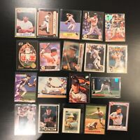 19 Card Cal Ripken Jr. Lot 99 Bowman 91 Post + More Baltimore Orioles HOF B8.2