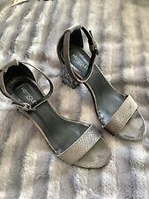 Ladies Shoes Size 7 Glittery Heels Hotsoles