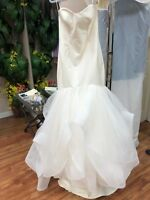 Hayley Paige River 1450 Wedding Dress w/Bolero - Sample - Never Worn