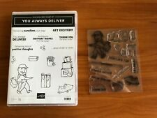 You Always Deliver Stamp Set -  Stampin' Up!
